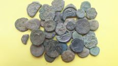 Celts - 38 x bronze coins second to first century B.C.