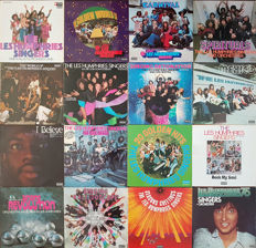 """Feel Good Music"": 16 Albums by the Les Humphries Singers between 1969 en 1975."