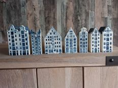 Delft blue houses limited edition for Paktank