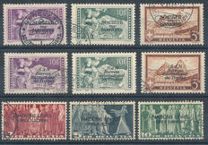 Switzerland 1922/1960 – Collection International Organizations
