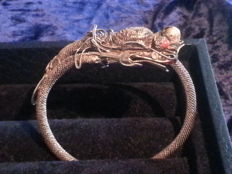 Bracelet from the late 19th/early 20th century