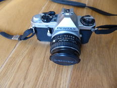 Asahi Pentax ME Super Single Lens Reflex 1981
