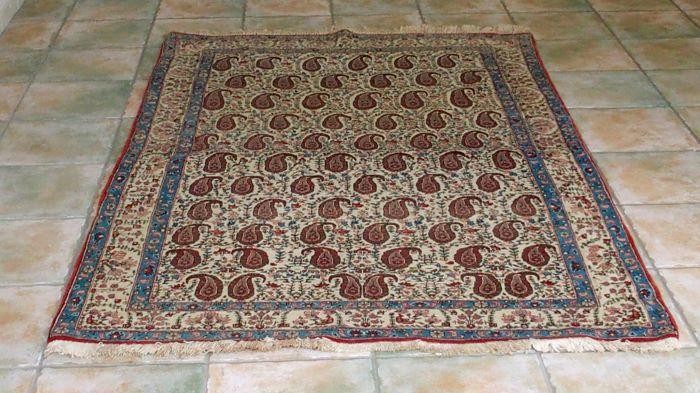 Persian rug, from Iran, 2.11 x 1.37 m