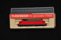 Fleischmann N - 7355 - Electric locomotive Series BR101 of the DB