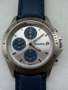 Scania - Men's wristwatch