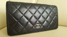Chanel – Timeless wallet.