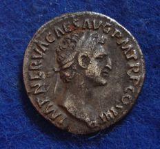 Roman Empire - Denarius from Nerva (98-99 A.D.) - minted in Rome (p632)