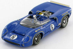 GMP - Scale 1/18 - Lola Spyder 1966 Sunoco Special #16 Team Penske, driver Mark Donohue, '66 Can/Am series