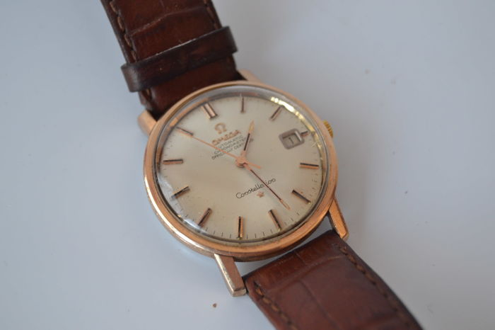 Omega constellation - Men's watch - 1960