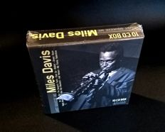 Superb compilations CD discs: Miles Davis Quintet - Just squeeze me - 10 CD BOX and much more