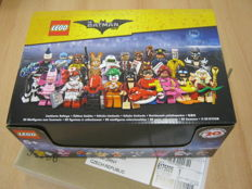 Series The LEGO Batman Movie - Collectible Minifigs - FULL box!