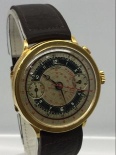GHITOR Chronographe Suisse - Men's wristwatch