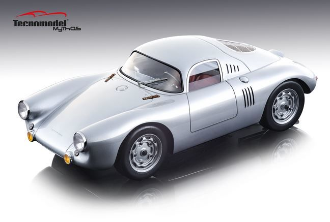 Tecnomodel Mythos - Scale 1/18 - Porsche 550 Coupe Press Race 1953