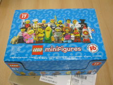 Series 17 Collectible Minifigs - FULL box!