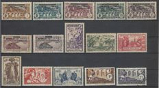 French Colonies, 1894-1959 - French Equatorial Africa, French Western Africa, Togo, Sudan