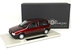 Top Marques Collectibles - Scale 1/18 - Fiat Uno Turbo i.e.