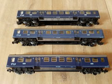 Märklin H0 - 4049 - Three carriages of the NS