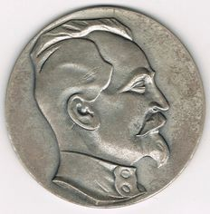 USSR - Big Medal n. D. commemorating to Félix Dzerzhinski