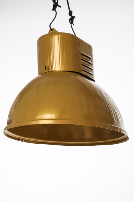 Predom Mesko - Industrial light, gold