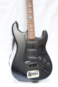 Stagg Electric guitar model strat - Belgium - with bag