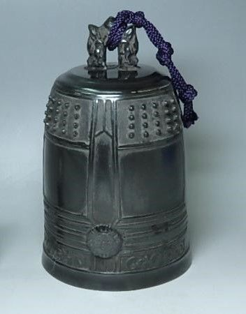 Buddhist temple bell ´Bonsho´ - Japan - early 20th century