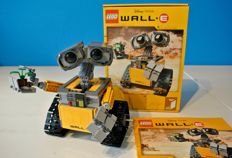 Lego Ideas - 21303 - WALL•E