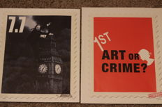 James Cauty -  Art or Crime & 7-7