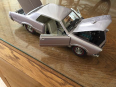 Danbury Mint - Scale 1/24 - Pontiac GTO 1965