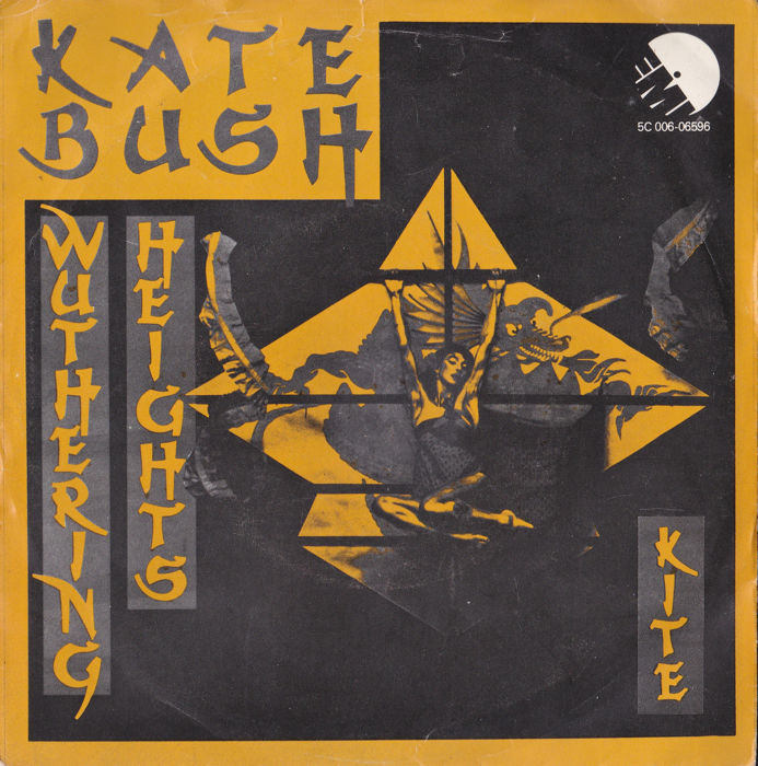 14  45's Kate Bush + 5 Blondie 45's + 5 Madonna 45's all mint exept where noted + ps nm cond.