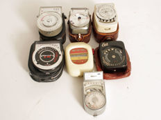 7 light meters