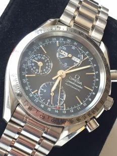 Omega-Speedmaster-Cal. 1151 Automatic -Triple Date-Year 1998