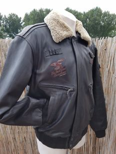 Nickelson - Pilots Jacket.