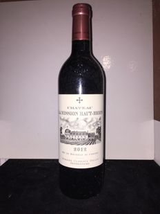 2012 Chateau La Mission Haut-Brion, Pessac-Leognan - 1 bottle