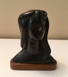 Unknown artist - Small female bust