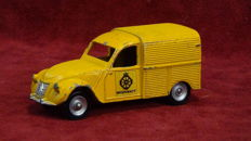 Dinky Toys-France - Scale 1/43 - Citroën 2CV ANWB No.562h, scarce