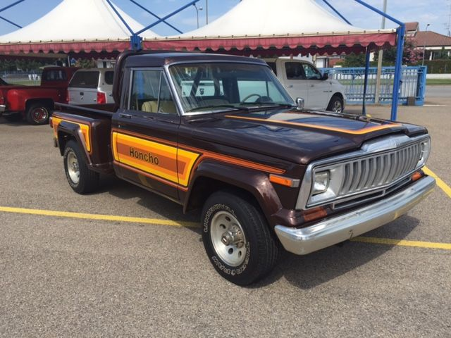 Jeep - J10 Honcho Pick Up - 1981