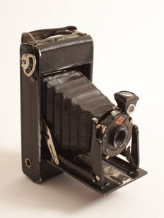 Agfa bellows camera