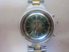 Seiko 5 Sports Speedtimer – men's watch – 1970s