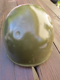 Helmet of the famous Foreign Legion of the French army.