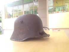 WW1 German M-16 helmet, original