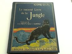 Rudyard Kipling - Le second livre de la jungle - 1933