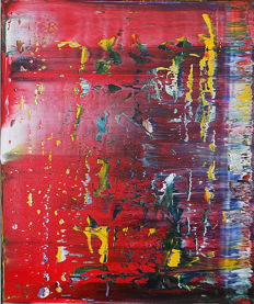 M.Weiss - Abstract Painting No. 470