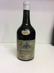 1949 Vosne-Romanee Arthur Barolet & Fils , Cote de Beaune,Burgundy, France, 1 bottle 0,75l