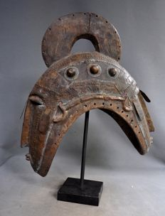 Very large double helmet mask-MARKA-Mali