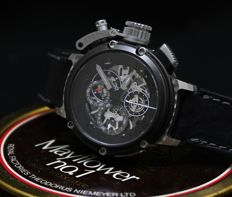 U-Boat Chimera Chronograaf Skeleton – Limited Edition – 40/88 PCS – Men – 2011–present
