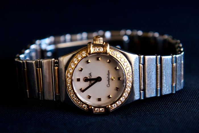 Omega Constellation – 13687100 – Women's – 2000-2010