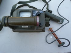 Geiger counter exploration meter 4175 NBC NL Army