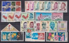 Equatorial Guinea 1968-2008 – near complete collection