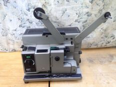Projector BAUER  8-Super8 from the 70s