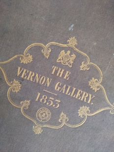 31 prints - The Vernon Gallery of British Art: Engravings from the Works of British Artists in the National Gallery - 1853